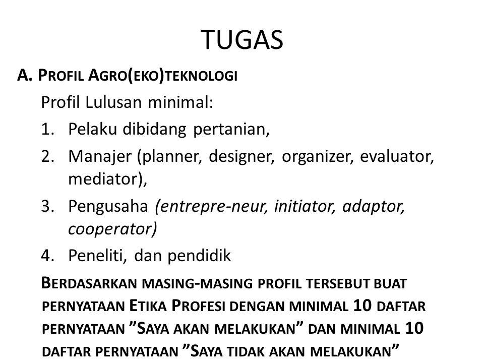 TUGAS A.