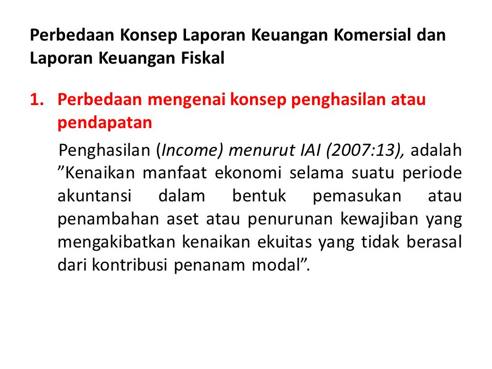 Laporan Keuangan Lap.