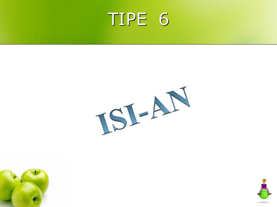 TIPE 6