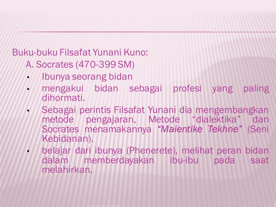 Pend keperawatan di CBZ (RSUP) Semarang dan Batavia.