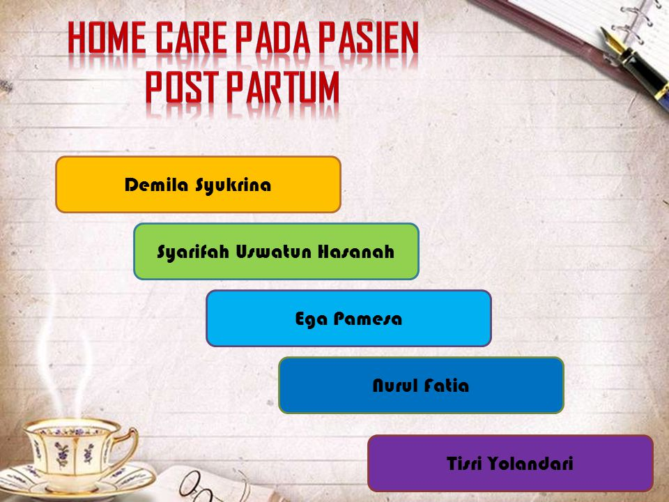 Apa itu periode post partum??.