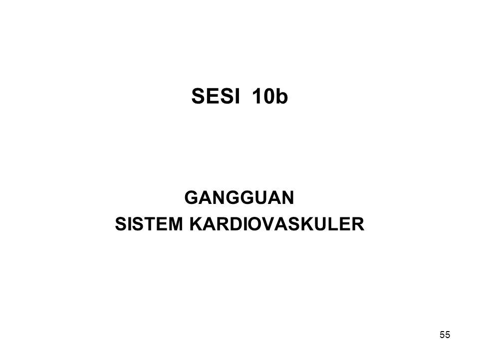 55 SESI 10b GANGGUAN SISTEM KARDIOVASKULER