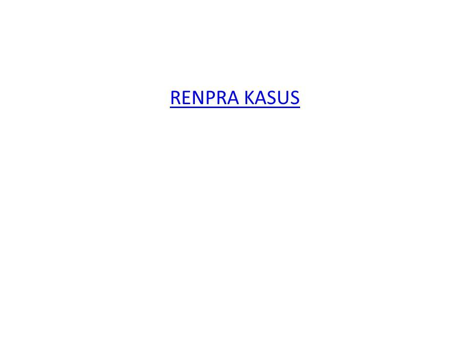 RENPRA KASUS