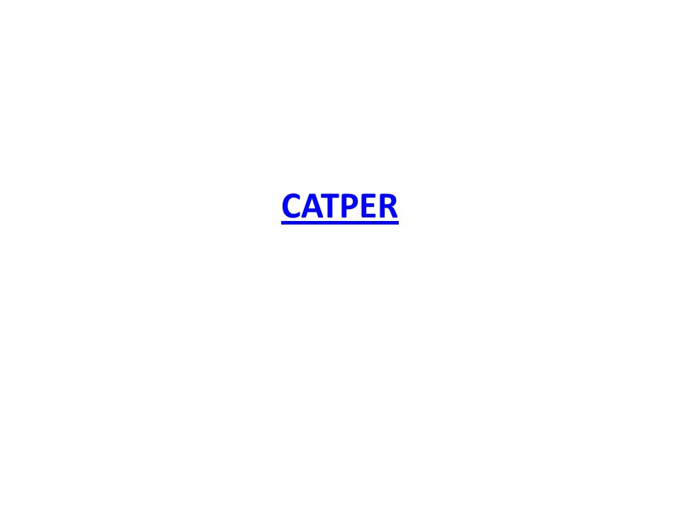 CATPER
