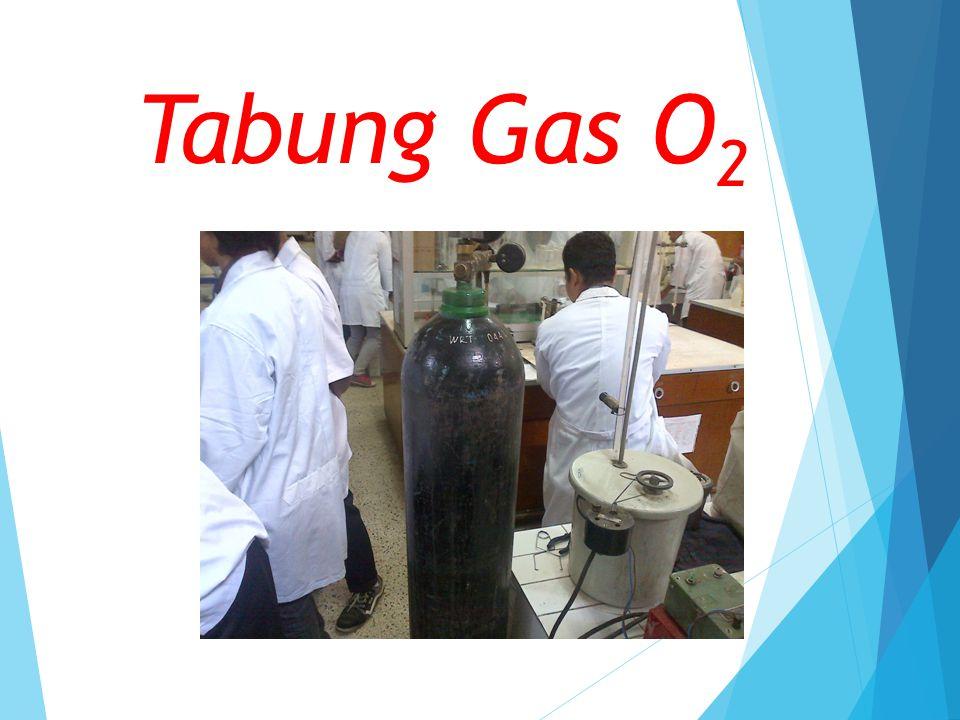 Tabung Gas O 2