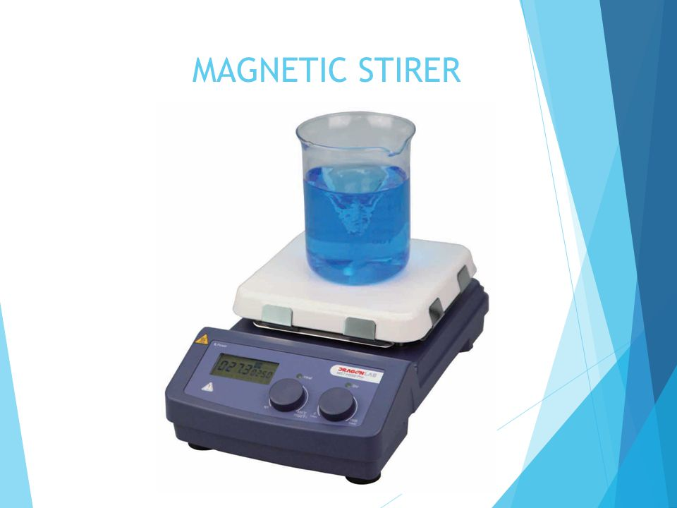 MAGNETIC STIRER