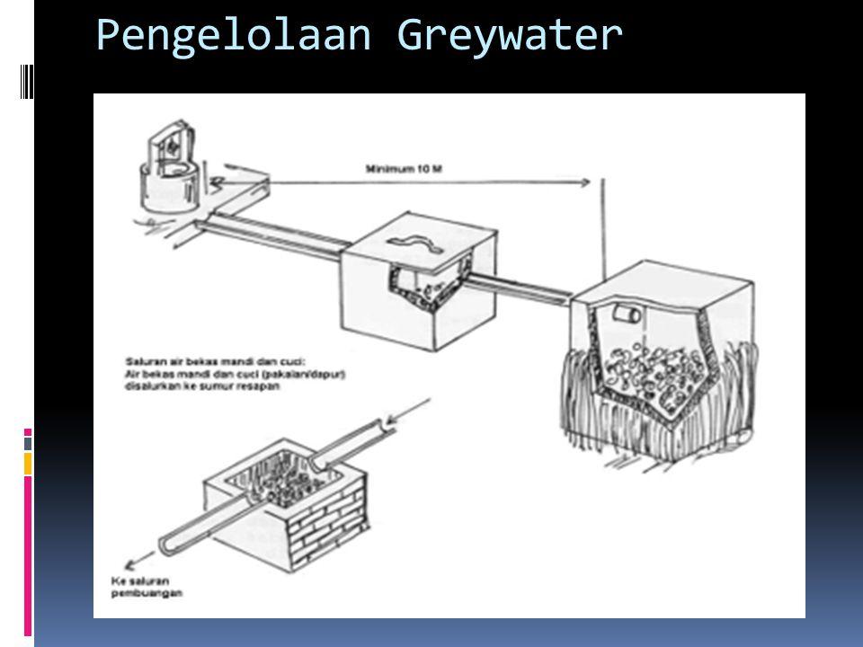 Pengelolaan Greywater