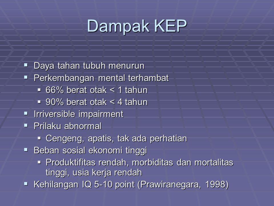 Stunting  Kelihatannnya menggambarkan keseluruhan indikator sosial ekonomi (WHO 1986)  Treatment.