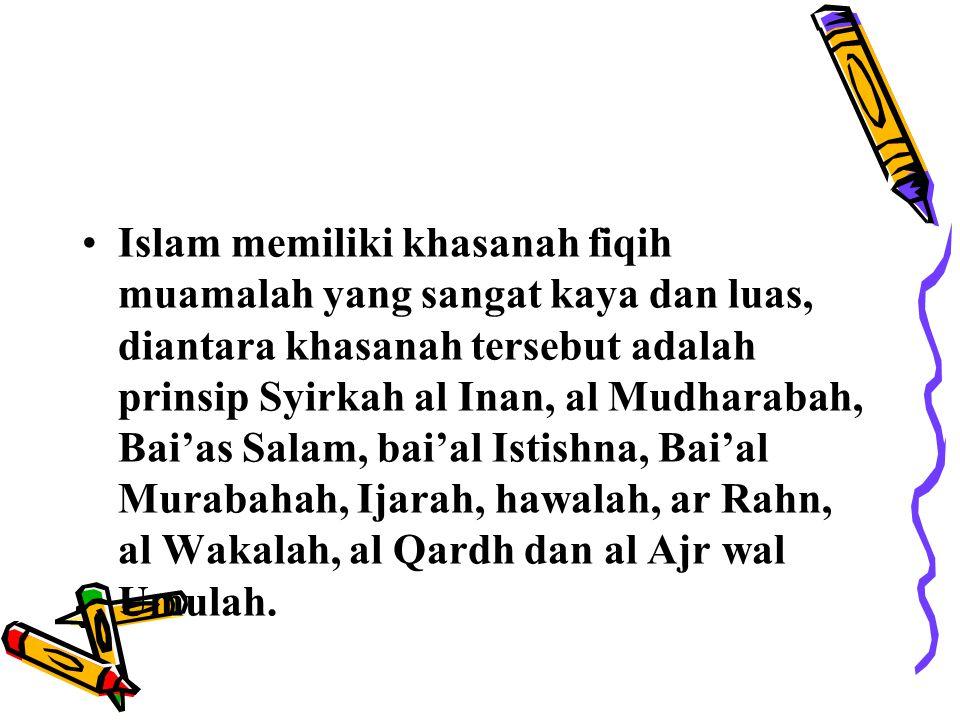 KONSEP MAKRO EKONOMI ISLAM I Oleh :