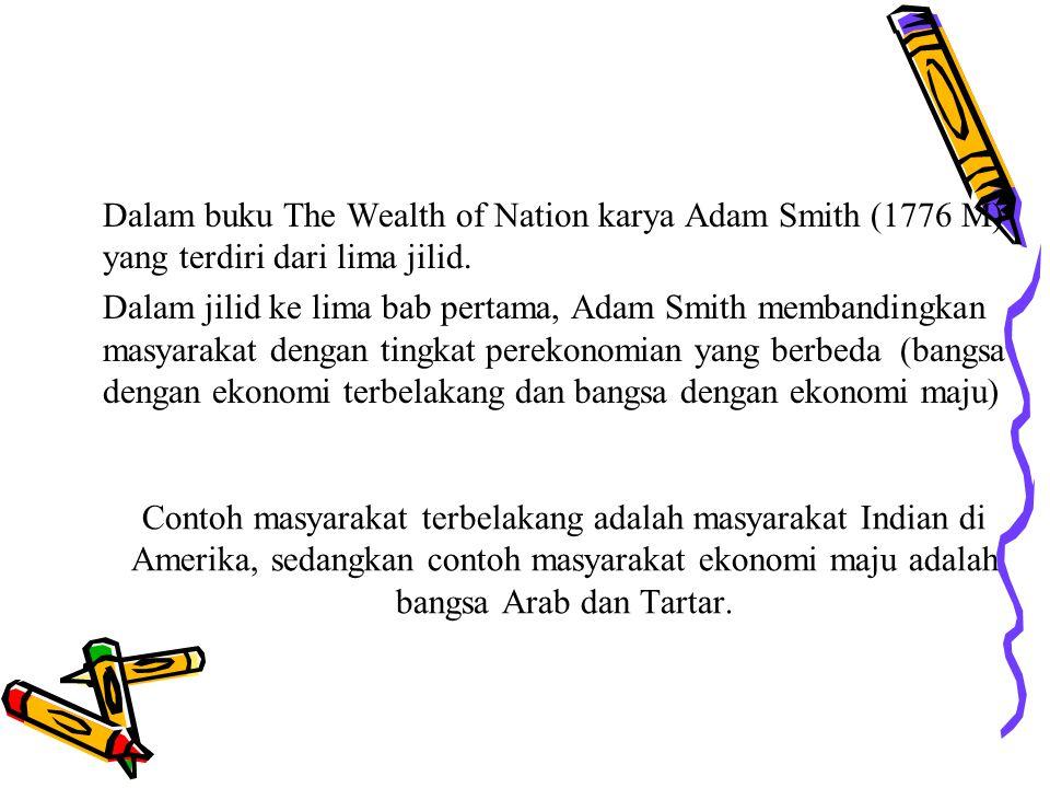 Bahkan beberapa ekonom barat yang terinspirasi karya ekonom muslim adalah : Teori Pareto Optimum diambil dari kitab Nahjul Balaqah Imam Ali. Abu Yusuf