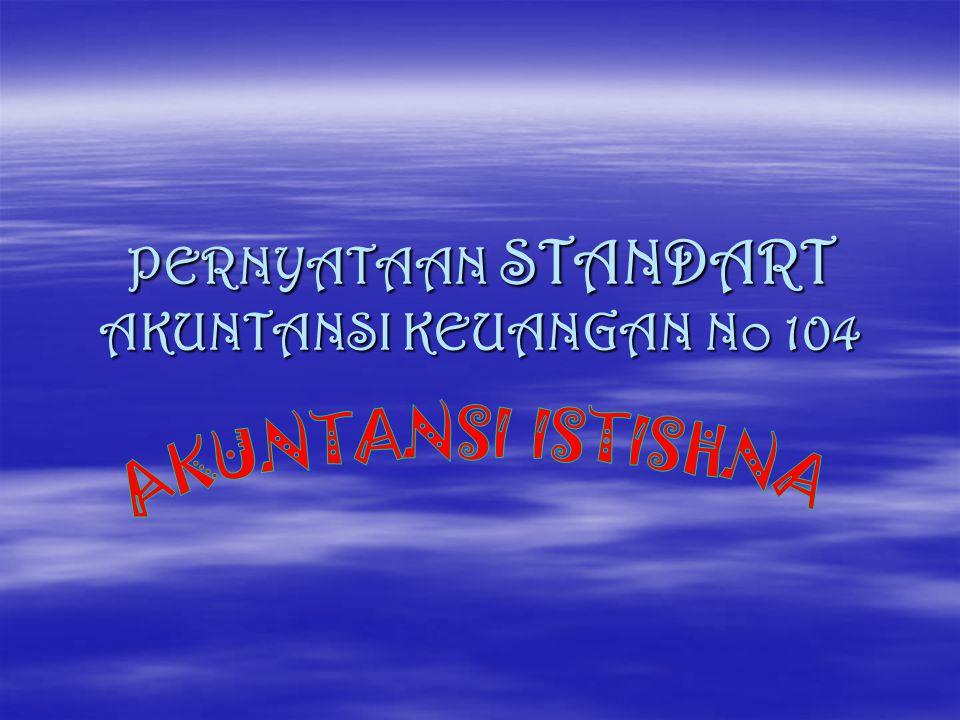 PERNYATAAN STANDART AKUNTANSI KEUANGAN No 104