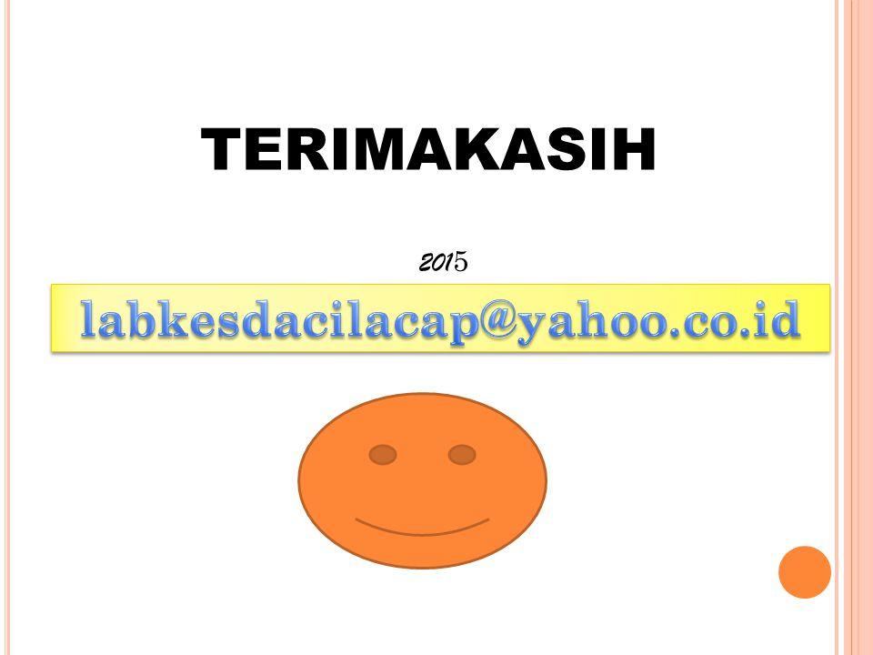 TERIMAKASIH 201 5