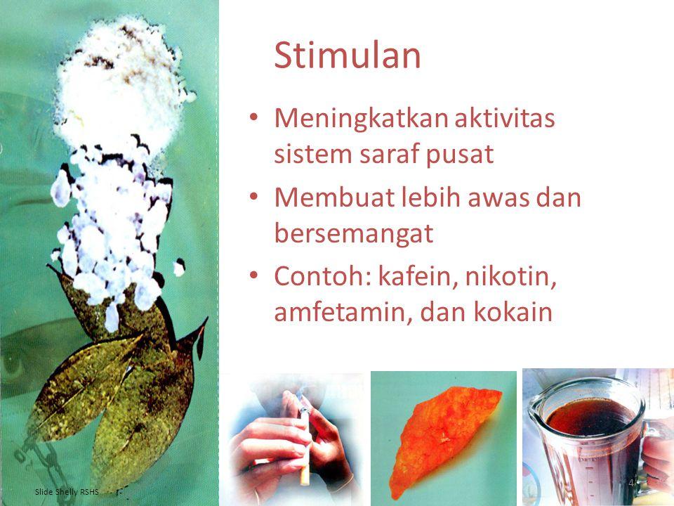 Amphetamin… stimulan, dapat digunakan dengan suntikan, dihirup, dihidu atu ditelan.