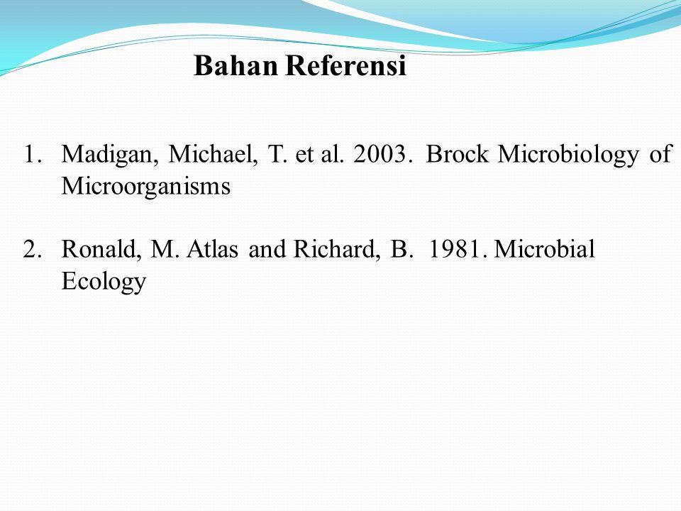 Kontrak Perkuliahan (SAP) I.Mikrobiologi Pertanian - Pendahuluan II.Klasifikasi III.Struktur Sel dan Fungsi dalam Bakteri dan Archaea IV.Nutrisi, Kult