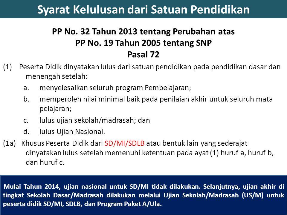 Tingkat Kelulusan 2012/2013 99.53 % 2013/2014 99.52% 99.52 % (2013/2014) 99.53% (2012/2013) ∆ = - 0.01% 6.12 (2013/2014) 6.35 (2012/2013) Rata-rata 2012/2013 6.35 2013/2014 6.12 ∆ = - 0.23 Nilai Rerata UN Murni 2012/2013 dan 2013/2014 Tingkat Kelulusan 2012/2013 dan 2013/2014 Perbandingan Nilai UN Murni dan Tingkat Kelulusan SMA/MA Tahun 2012/2013 dan 2013/2014 15