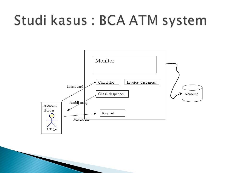 4. Alternate Flow : a.Bila penulisan di database gagal : sistem memunculkan pesan bahwa proses pendaftaran gagal dilakukan, dan kembali ke langkah 3.b