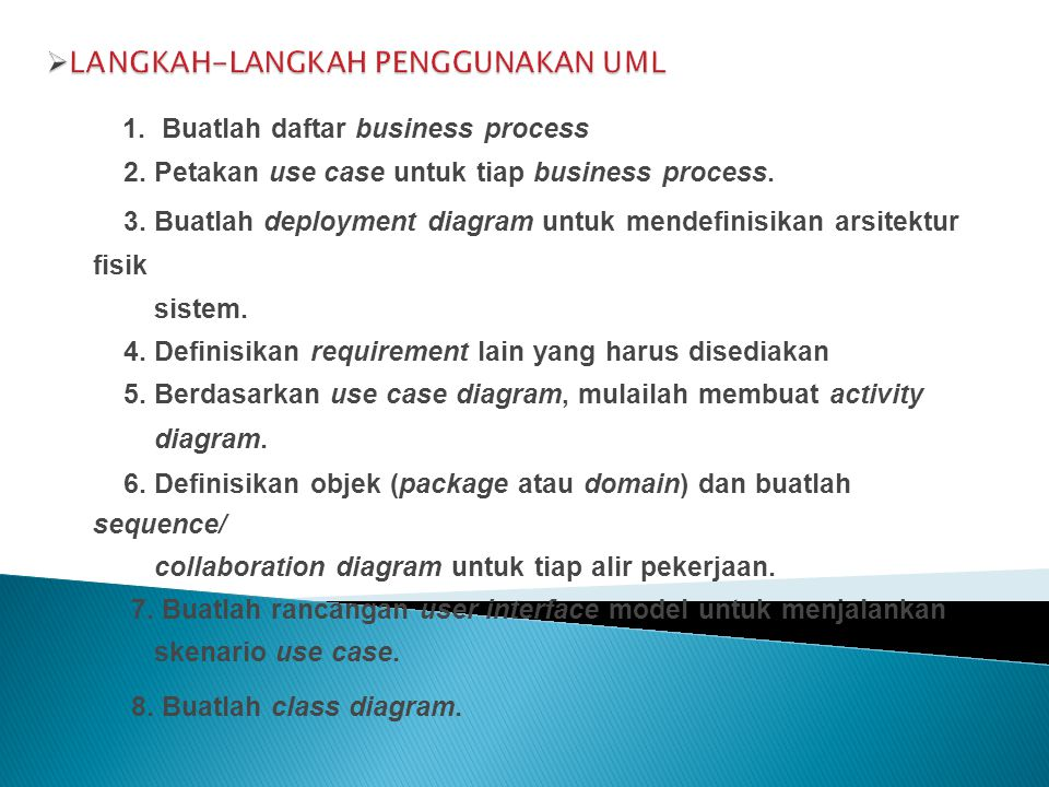  Menggambarkan detail bagaimana komponen di-deploy dalam infrastruktur sistem. CONTOH DEPLOYMENT DIAGRAM
