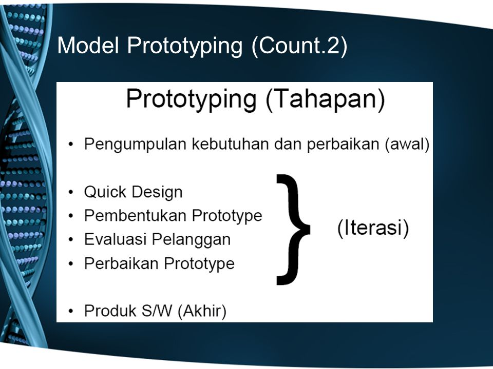 Model Prototyping (Count.2)
