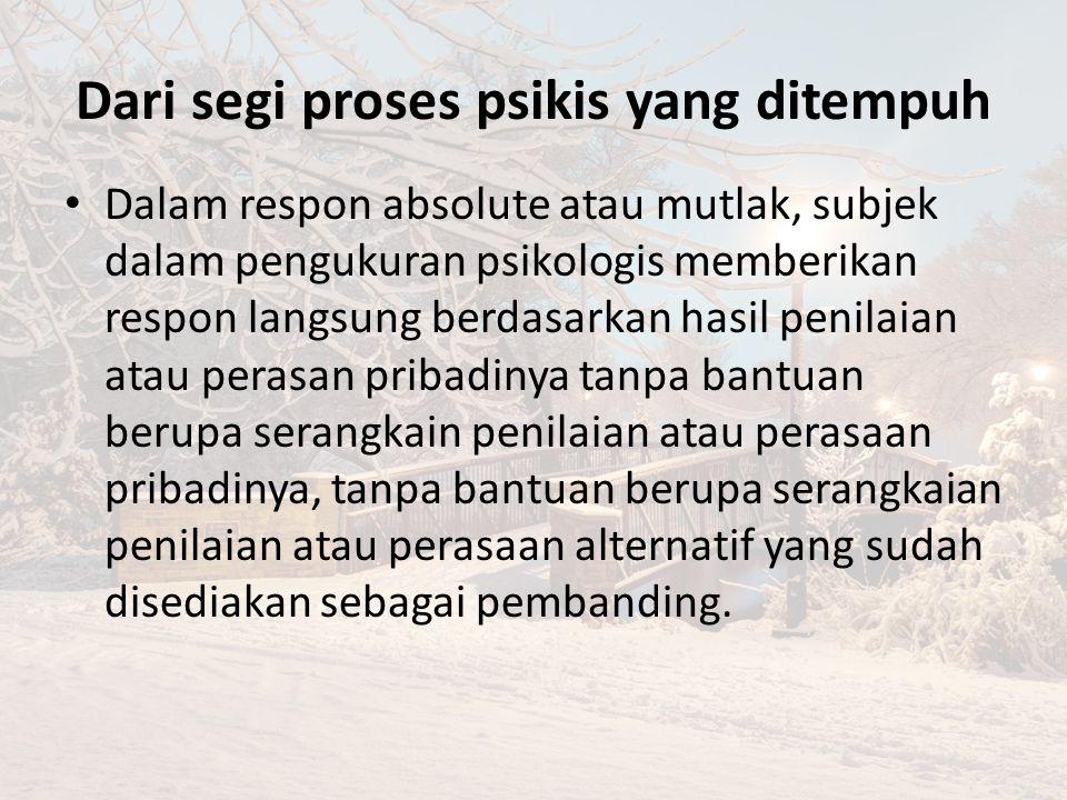 Prosedur Administrasi Baku Prosedur administrasi merupakan aneka petunjuk dan pedoman bagi testi tentang kondisi pelaksanaan tes.