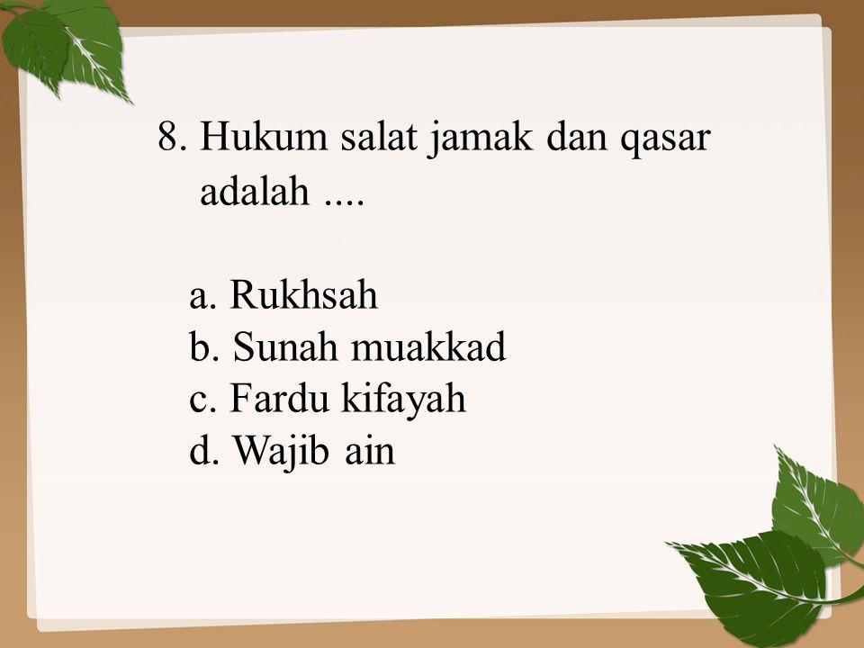 19.Wahyu kedua yang diterima oleh Nabi Muhammad SAW adalah surat....