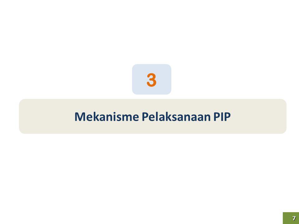 18 18 3.Siswa peserta PKH non KPS: 103.891 siswa (7,7%)  Data dari Kemensos sudah per Maret 20, proses matching TNP2K.