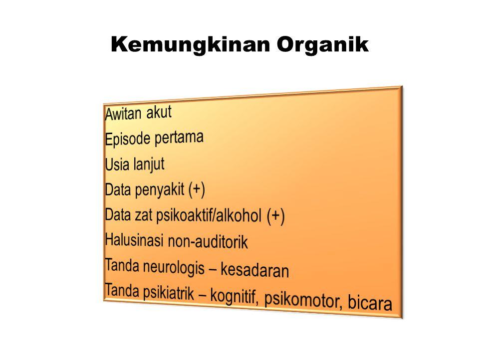 Kemungkinan Organik