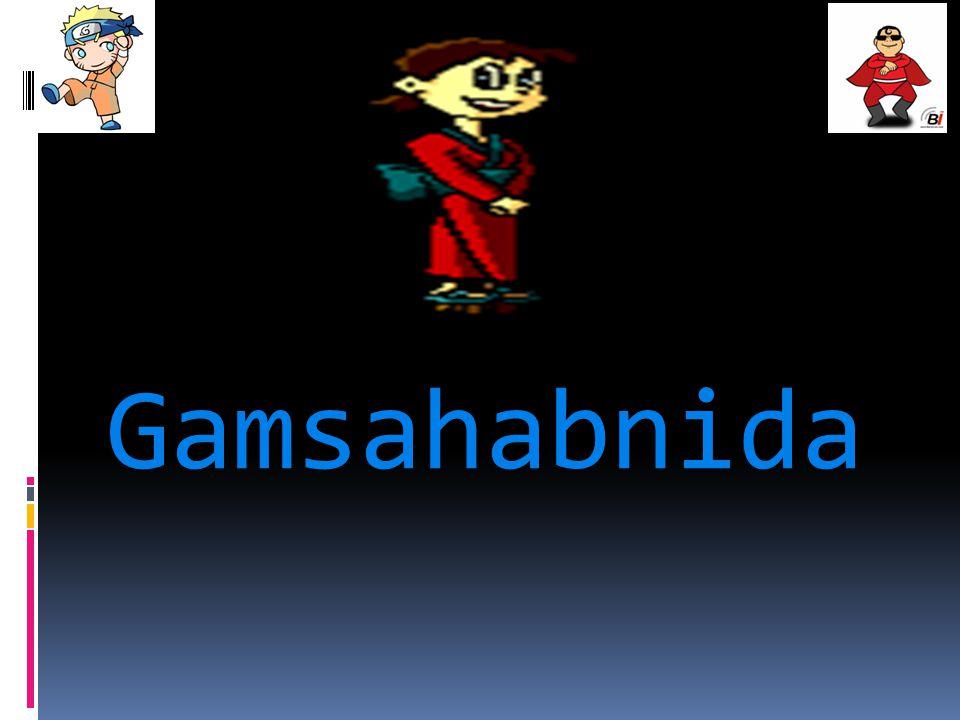 Gamsahabnida