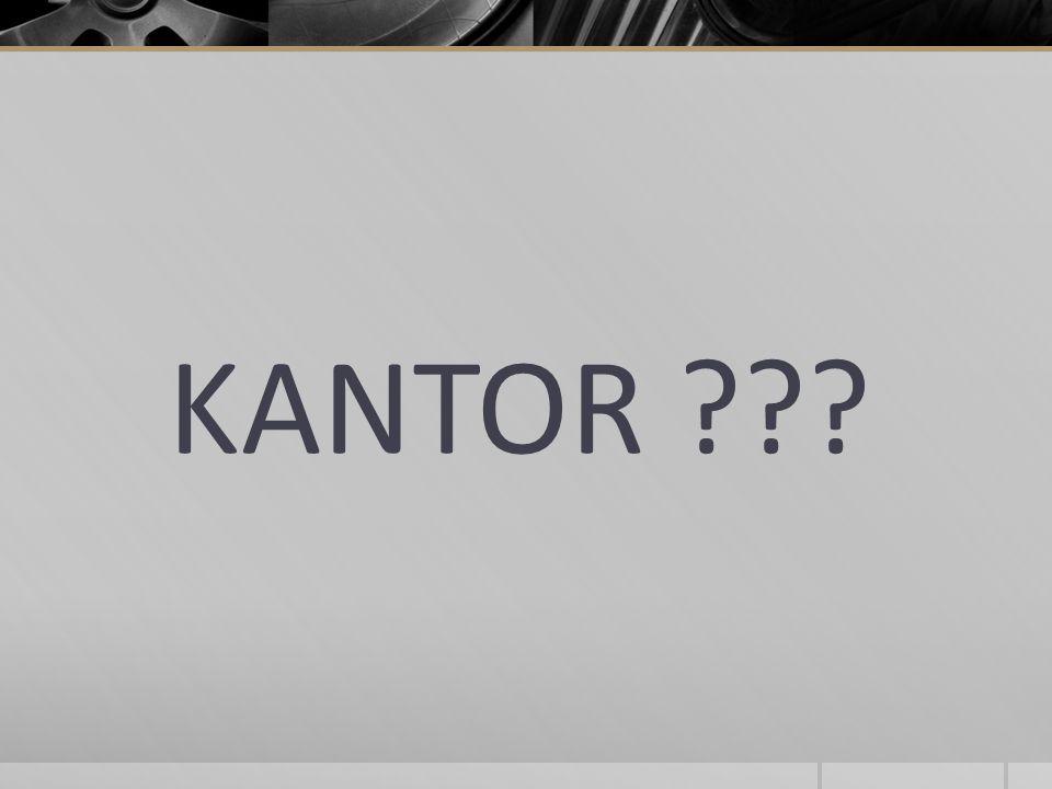 KANTOR ???