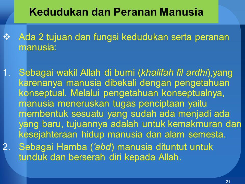 20 Konsep Ruh  Ruh sebagaimana dijelaskan dalam al-Qur`an, datang dan diberikan langsung oleh Allah kepada manusia, maka cara yang layak ditempuh untuk mengetahuinya tentu dengan cara mengetahui bagaimana Allah sendiri menjelaskannya, di antaranya: 1.