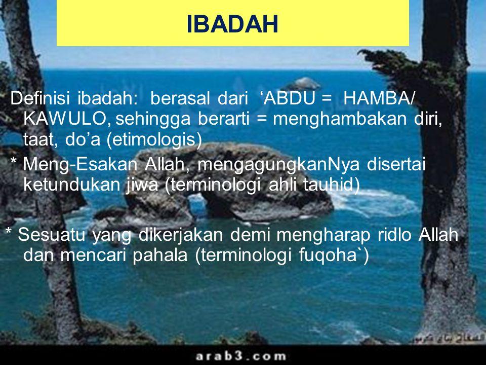 HUKUM DALAM SYARI'AH HUKUM (Al-Ahkam) DALAM SYARI'AH (Terdiri dari 5 kategori): 1.