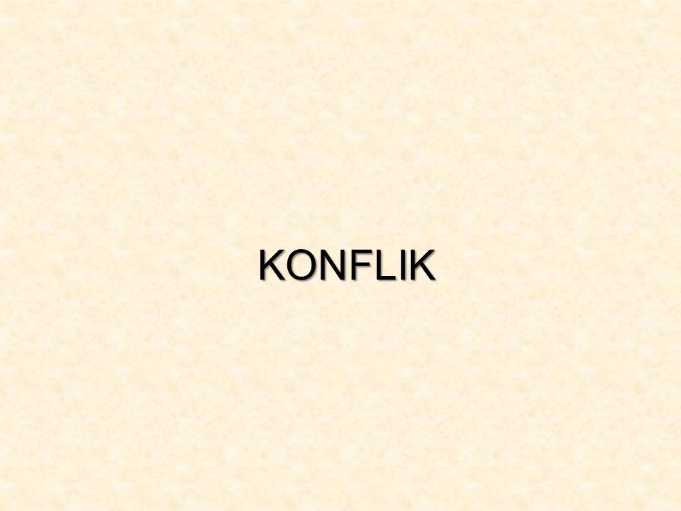 KONFLIK