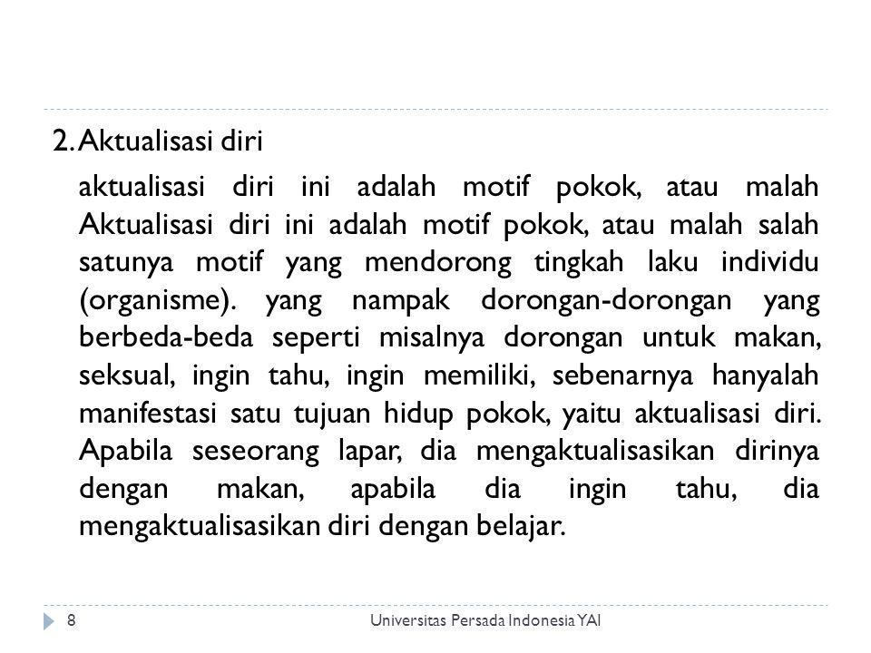 Universitas Persada Indonesia YAI9 3.