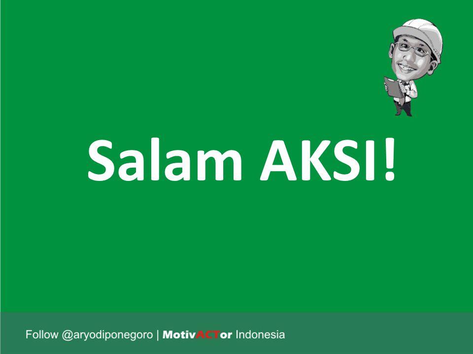 Salam AKSI!