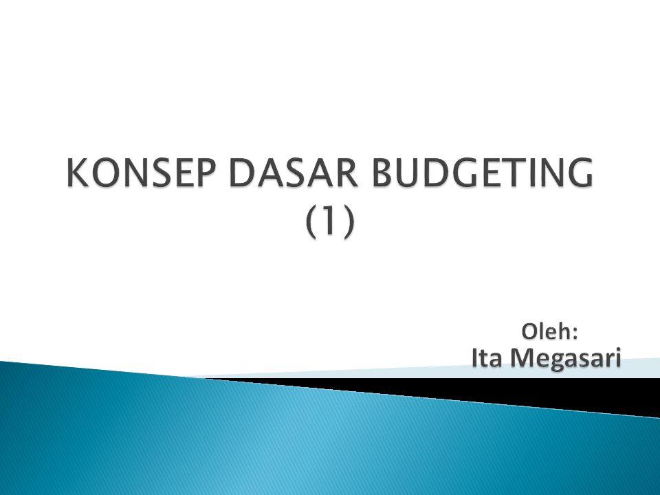  Dari kasus-kasus mega korupsi yang dikuak oleh KPK, salah satu kata kunci yang terkait dengan tindakan korupsi yang dapat dicatat adalah Anggaran .