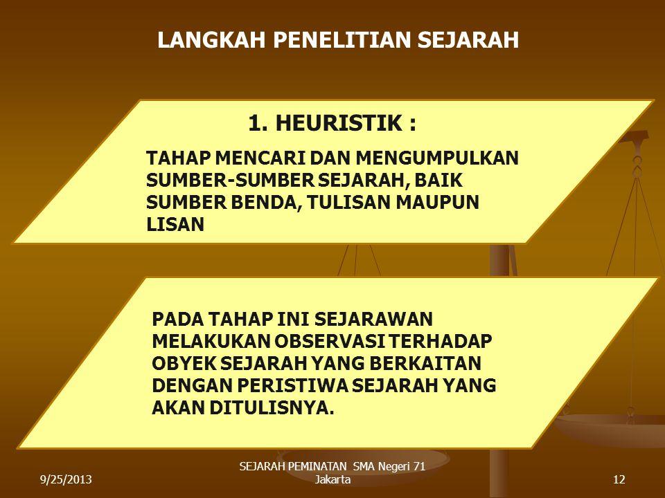 TOPIK 1.JELASKAN PENGERTIAN HEURISTIK DAN CONTOH TINDAKAN YANG DILAKUKANNYA TOPIK 1.