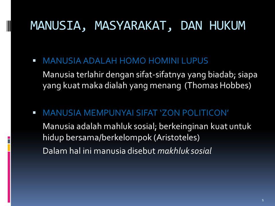  Menurut sifatnya, badan hukum dibagi menjadi dua (1) Badan hukum publik badan hukum yang didirikan oleh pemerintah.