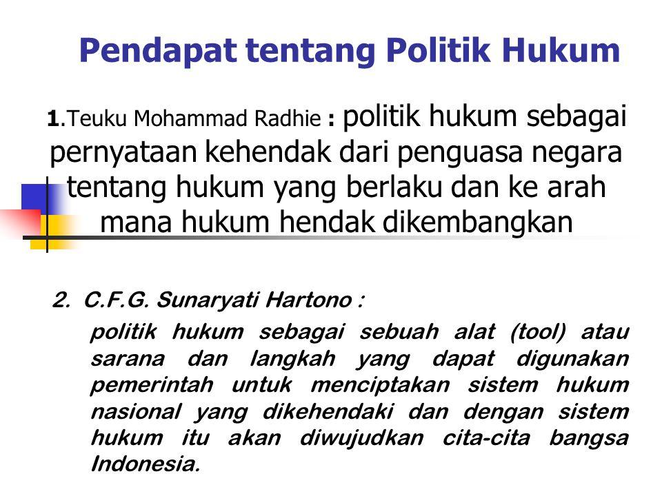 Perspektif Konsep Politik 1.