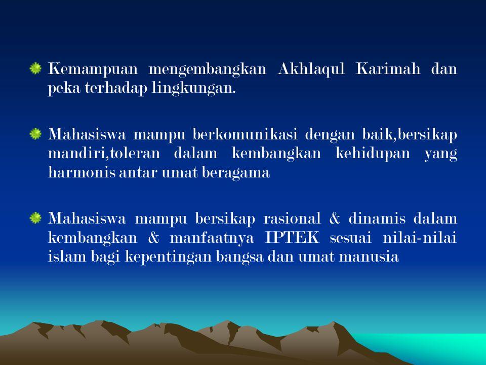  Allah sebagai Ma'bud, juga sebagai Dzat yang memiliki dan menguasai Langit, Bumi & yang memiliki dan menguasai Langit, Bumi & seisinya.