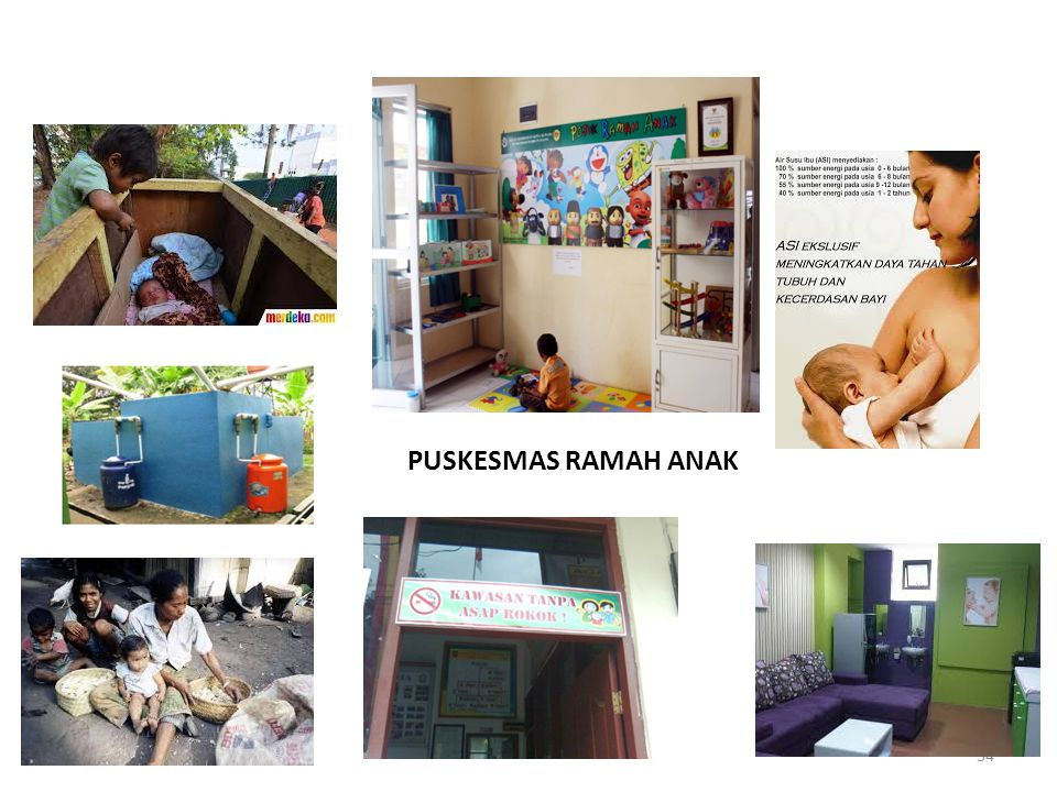 34 PUSKESMAS RAMAH ANAK