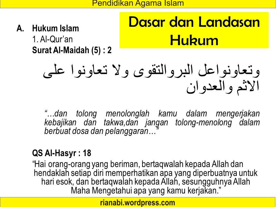 ASURANSI ISLAM Fatwa Dewan Syariah Nasional no 21/DSN-MUI/X/2001, Asuransi Syariah adalah usaha saling melindungi dan tolong menolong di antara sejuml