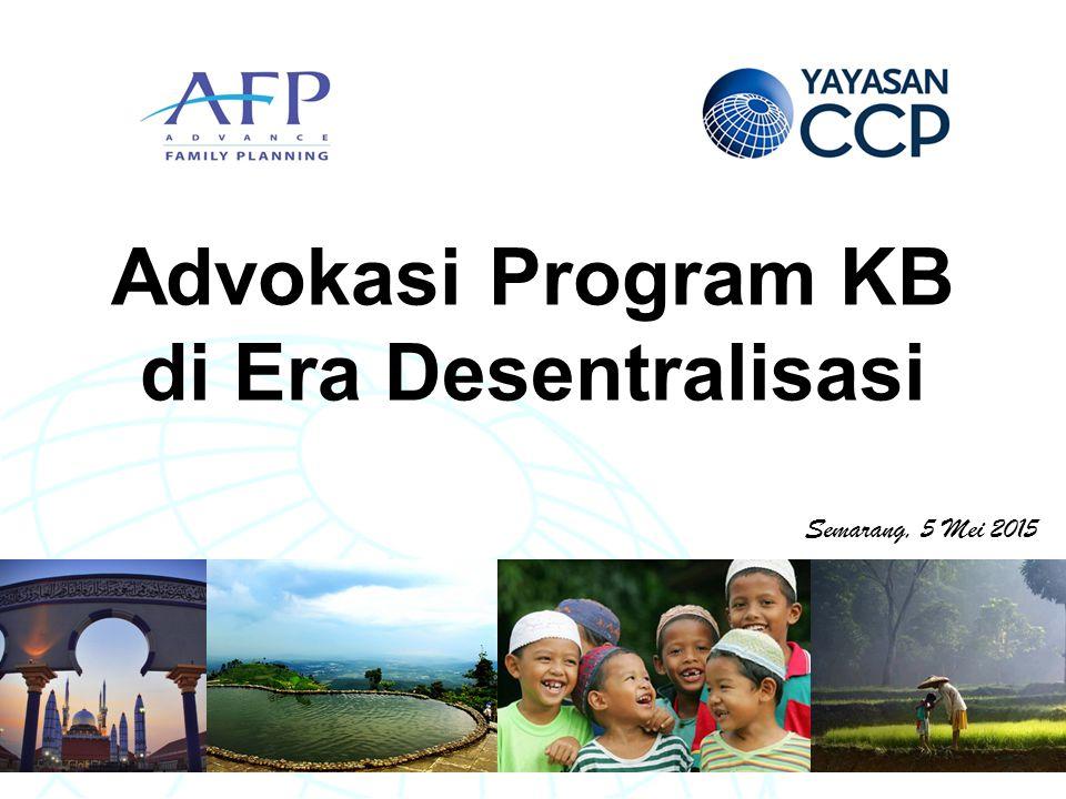 Strategic Communication for Community Development Pengalaman Kabupaten Lain LUMAJANG SE Sekretaris Daerah No.