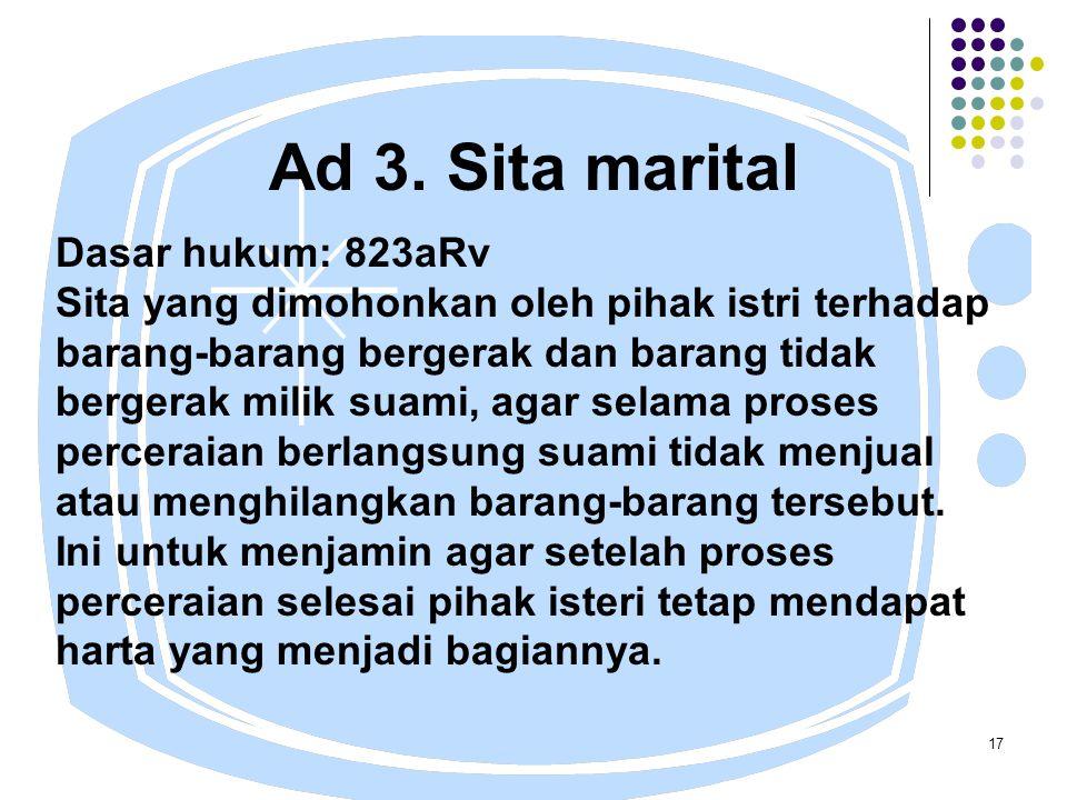 17 Ad 3.