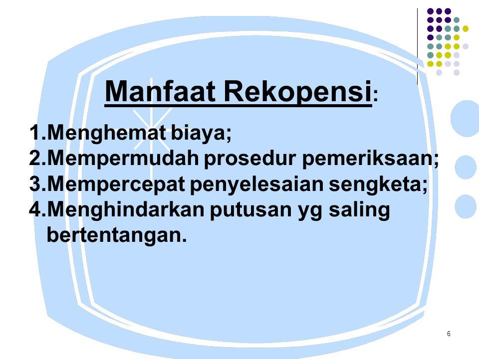 7 REPLIK Replik berasal dari kata re yang artinya kembali, dan Pliek yang berarti menjawab.