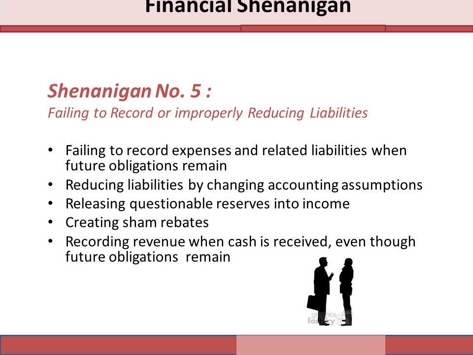 Shenanigan No.