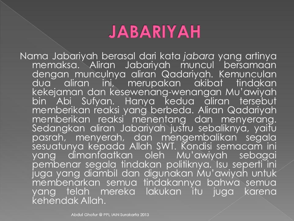 Syi'ah berkeyakinan bahwa Ali yang paling tepat menjadi imam sesudah Nabi SAW. Ali adalah guru yang ulung. Ali yang mewarisi segala pengetahuam yang a