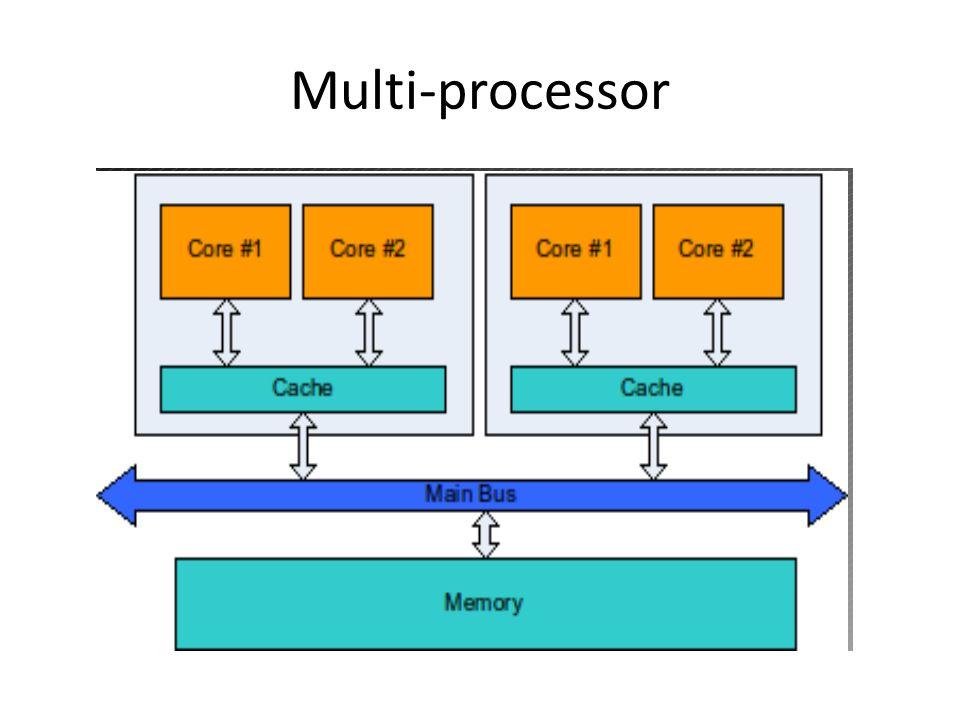 Multi-processor