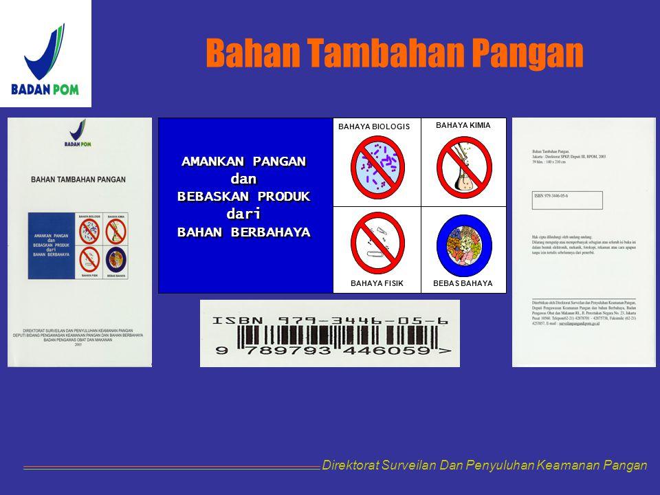 Bagaimana Pemerintah Mengatur Label dan Etiket BTP.
