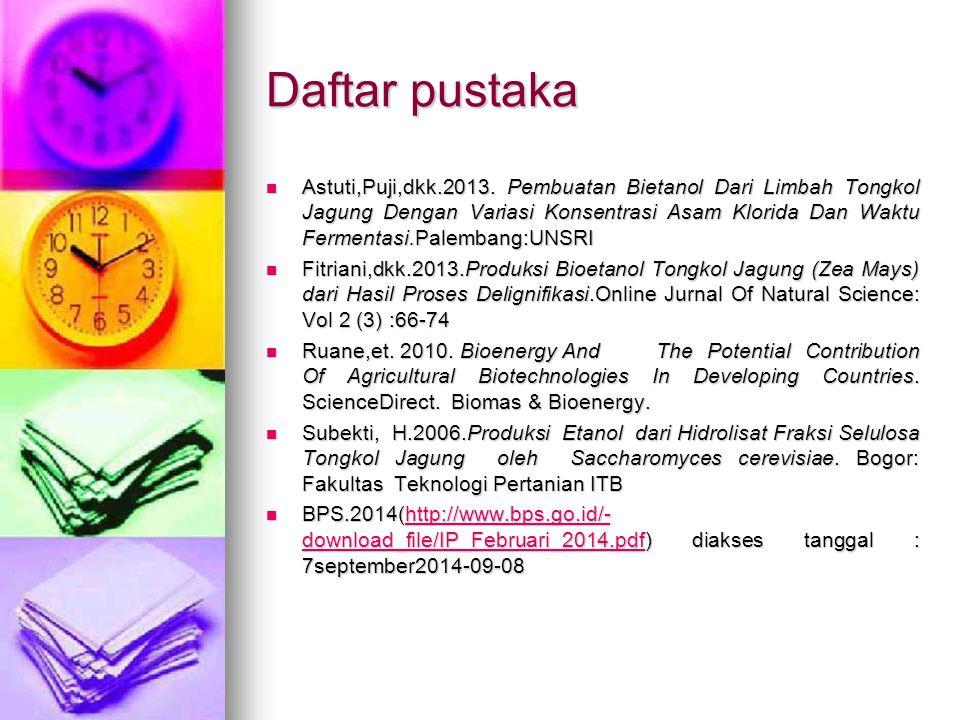 Daftar pustaka Astuti,Puji,dkk.2013.
