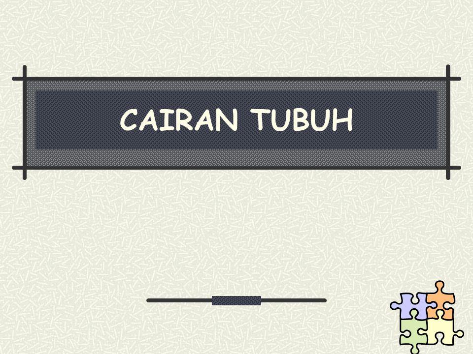 1 CAIRAN TUBUH