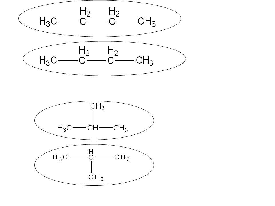 C 10 H 22 (cracking)  C 8 H 18 + CH 2 =CH 2  C 7 H 16 + CH 2 =CH-CH 3  C 6 H 14 + CH 2 =CH-CH 2 -CH 3  C 5 H 12 + CH 2 =CH-C 3 H 5